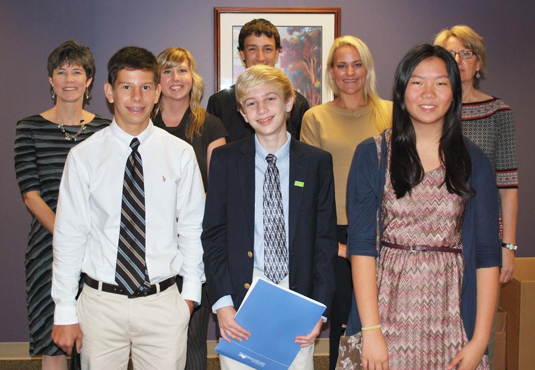 SECU Hosts Sanderson High School Students Through Job Shadowing ...