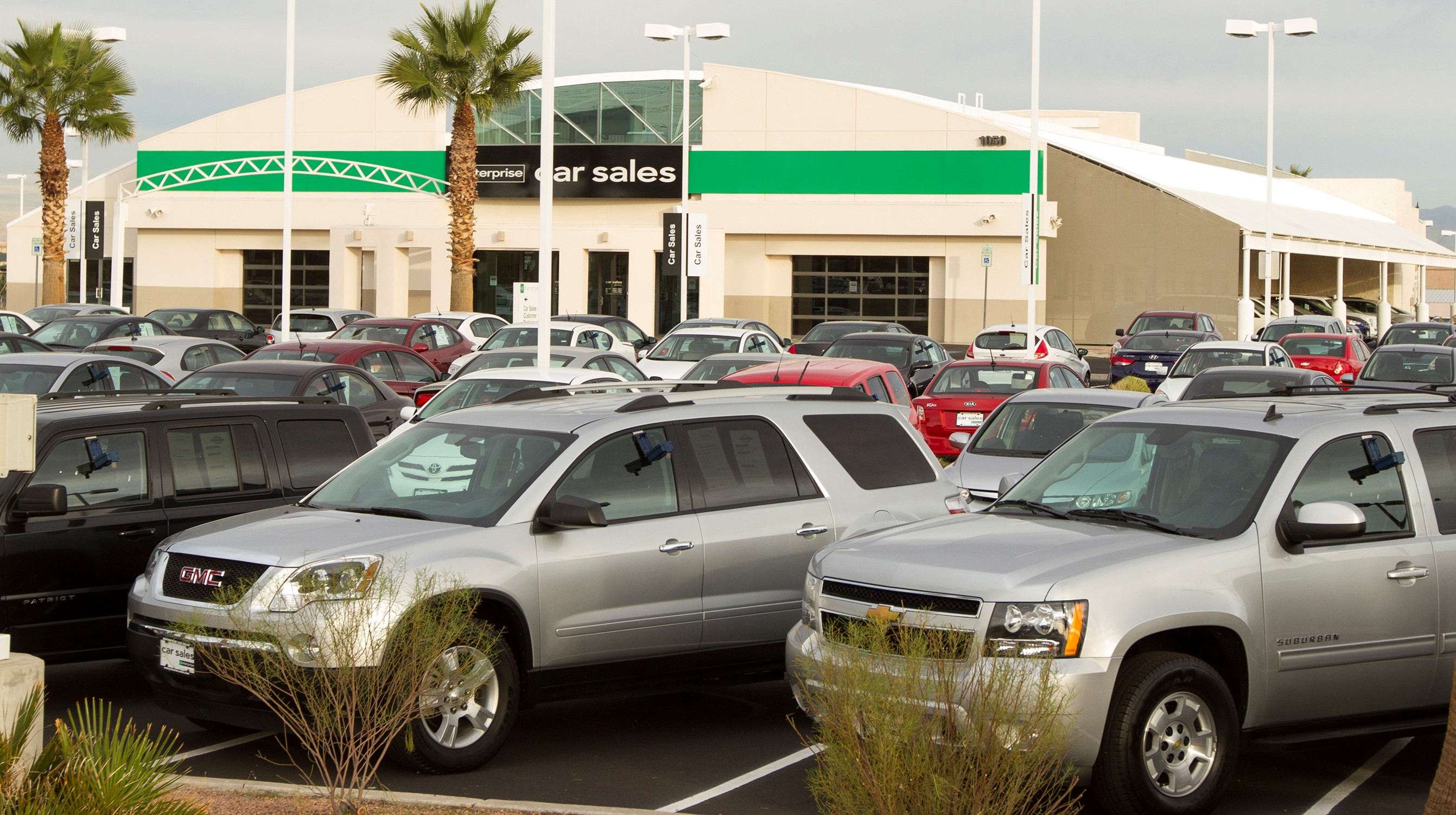 Enterprise Car Sales' Largest Used Car Showroom In U.S. Opens at Henderson Auto Mall  CUInsight