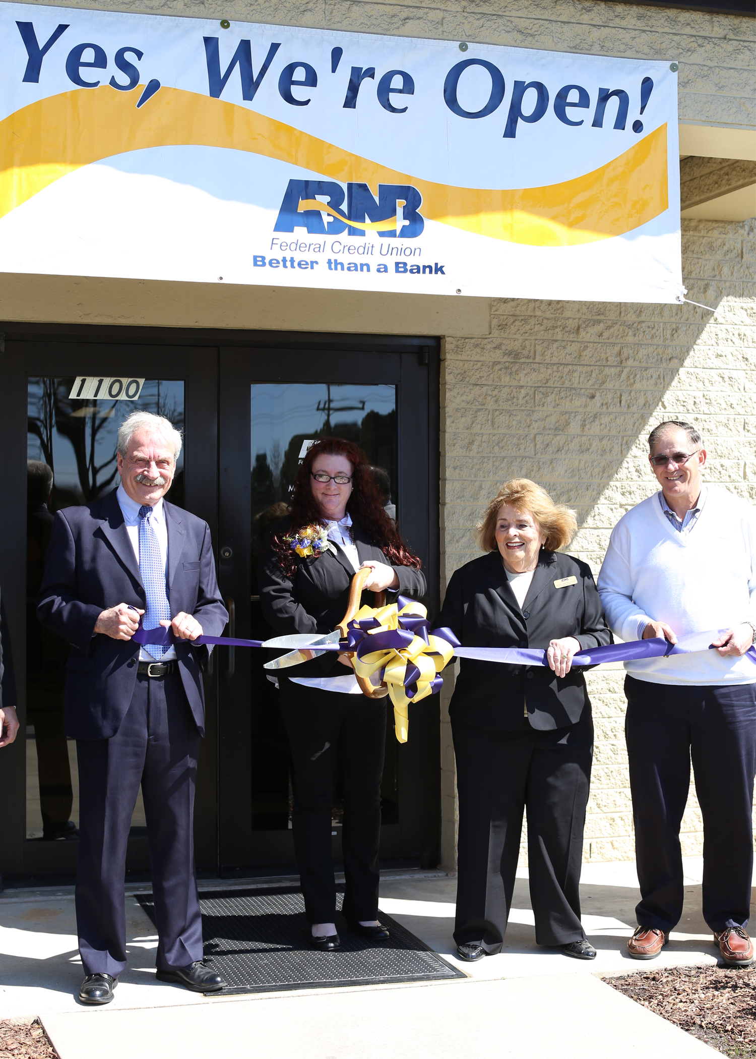 ABNB Federal Credit Union opens a new branch in Virginia ...