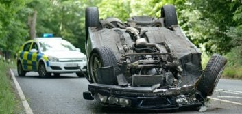 1 in 7 cars involved in an accident will be a total loss