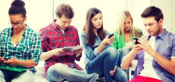 Pay attention people: Finding the balance between tech and talk