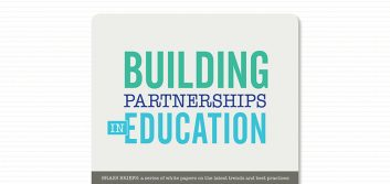 Building partnerships in education