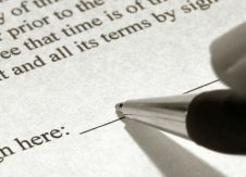 Adverse action notices for cosigners