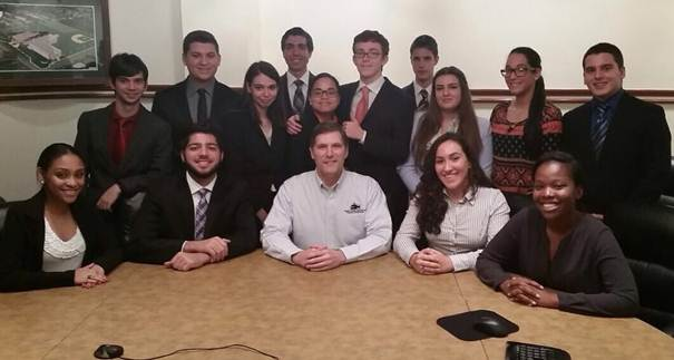 Miami Students Participate In South Florida Educational Federal