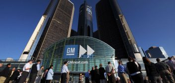 GM suspends credit union discount program