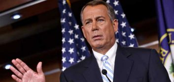 John Boehner's resignation creates another bout of economic uncertainty