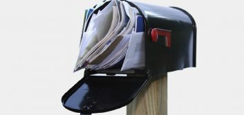 Why direct mail is a waste of your credit union marketing budget