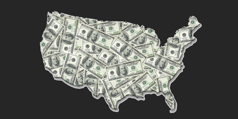 Influential Experts Give Their Top Money Tip For CUInsight - Us money map