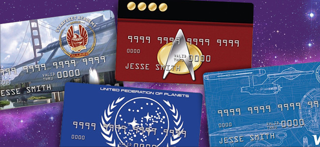 NASA Federal Credit Union Launches Star Trek Cards CUInsight