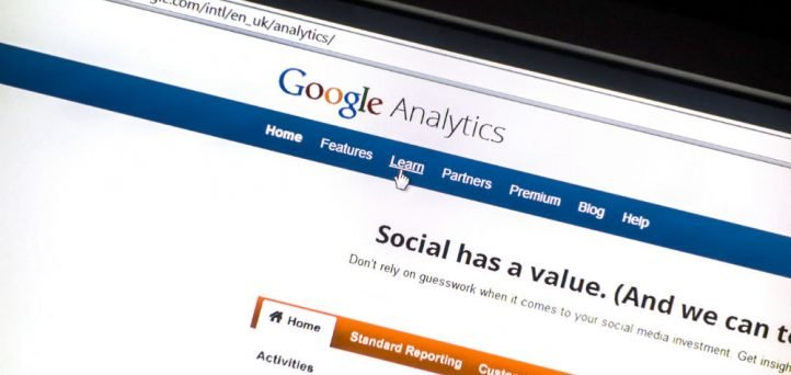 Harnessing the power of Google Analytics