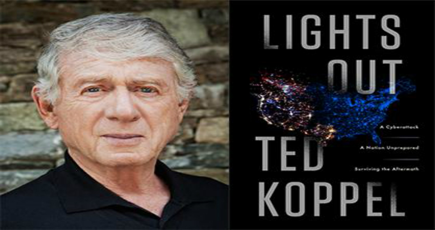 Ted Koppel Photo and Book 08082015
