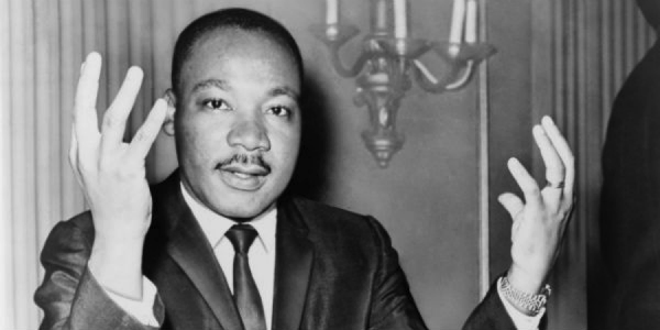 Dr. martin luther king jr leadership qualities
