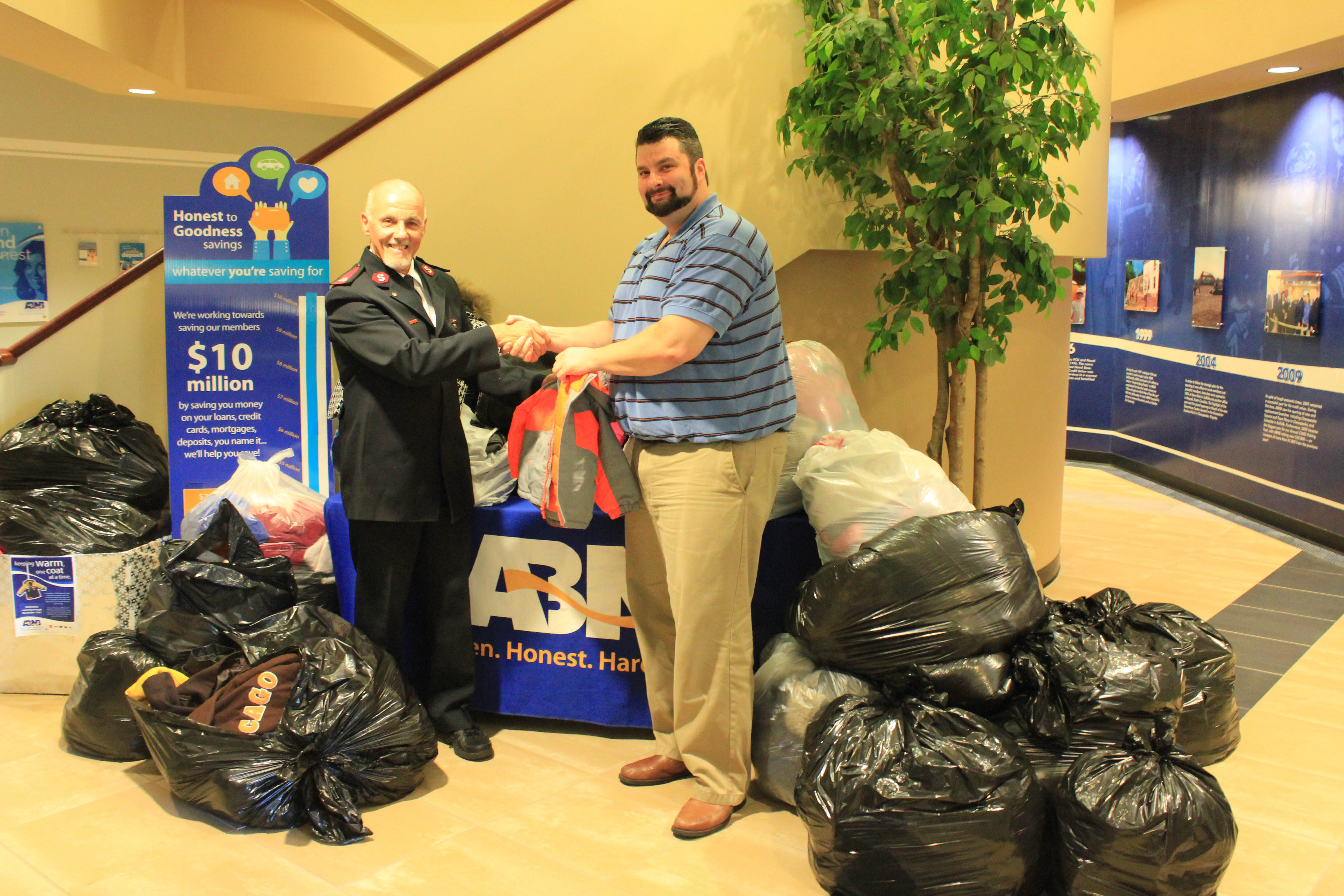 ABNB announces another successful Coat Drive in 2015 ...