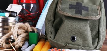Emergency preparation on a budget