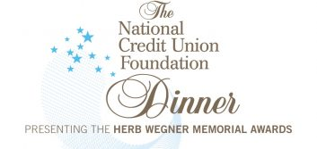 Onsite: National Credit Union Foundation Dinner Presenting the Herb Wegner Memorial Awards at #CUNAGAC