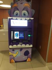 Affinity Plus Online >> Affinity Plus Transforms Atms Into Friendly Monsters To Appeal To