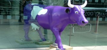 """Good service is the new """"Purple Cow"""""""