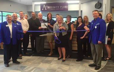 Affinity Plus Credit Union >> Mayor And City Officials Welcome Affinity Plus To New Baxter