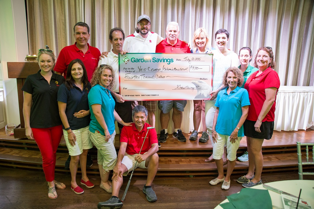 Garden Savings Federal Credit Union Raises 15 000 For Two