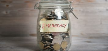 Emergency fund accounts & other resources to improve member's financial health