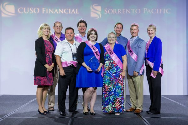 ABNB Federal Credit Union receives award for top ...