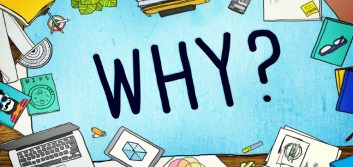 What's with all the 'why' talk?