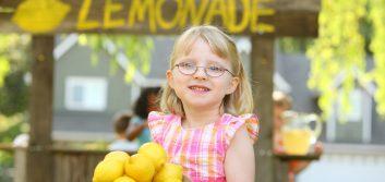 Three steps to creating economic lemonade