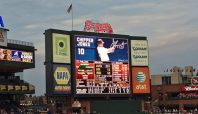 Putting your brand on the jumbotron