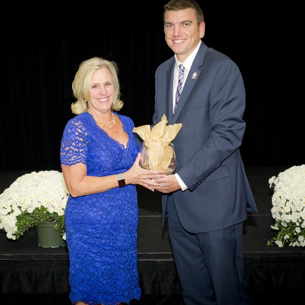 natco credit union s cindy duke receives professional achievement cindy duke professional achievement award 3x3