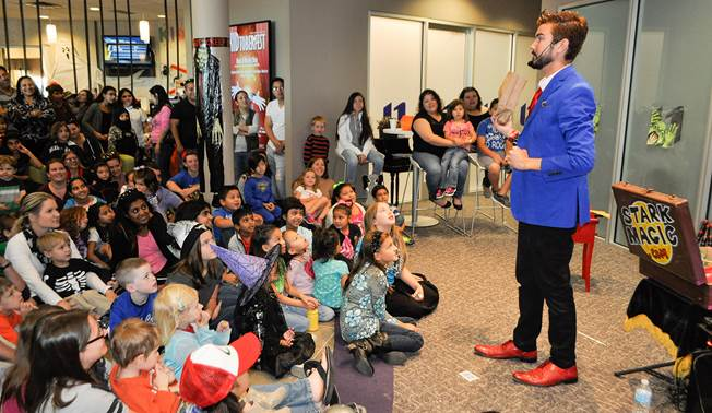Magic And Mischief At Unity One Credit Union Cuinsight