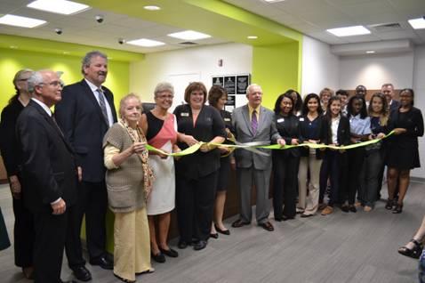 Peach State Federal Credit Union Celebrates Ribbon Cutting Ceremony