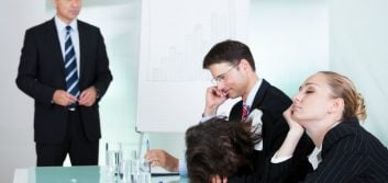 Is your board 'looking busy'? Beware if it's bored