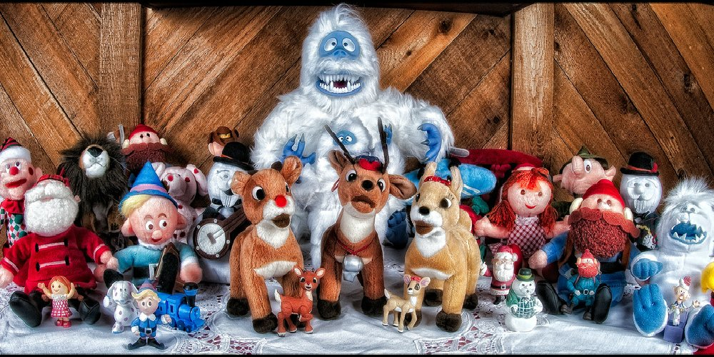 Rudolph Christmas Special.Wisdom And The Island Of Misfit Toys Cuinsight
