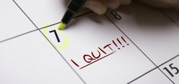 Ask yourself these three questions before you quit