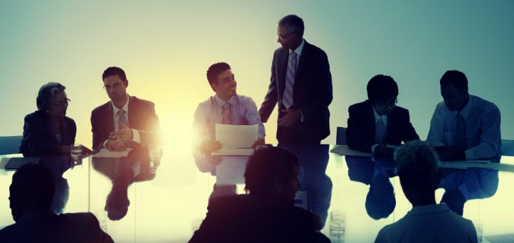 Five key findings about non-profit boards