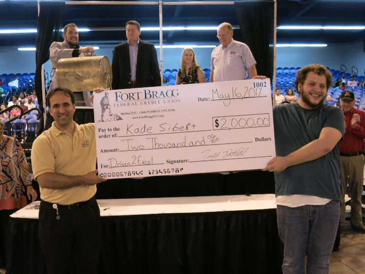 Local Students Win Scholarships Car In Driven 2 Excel Program