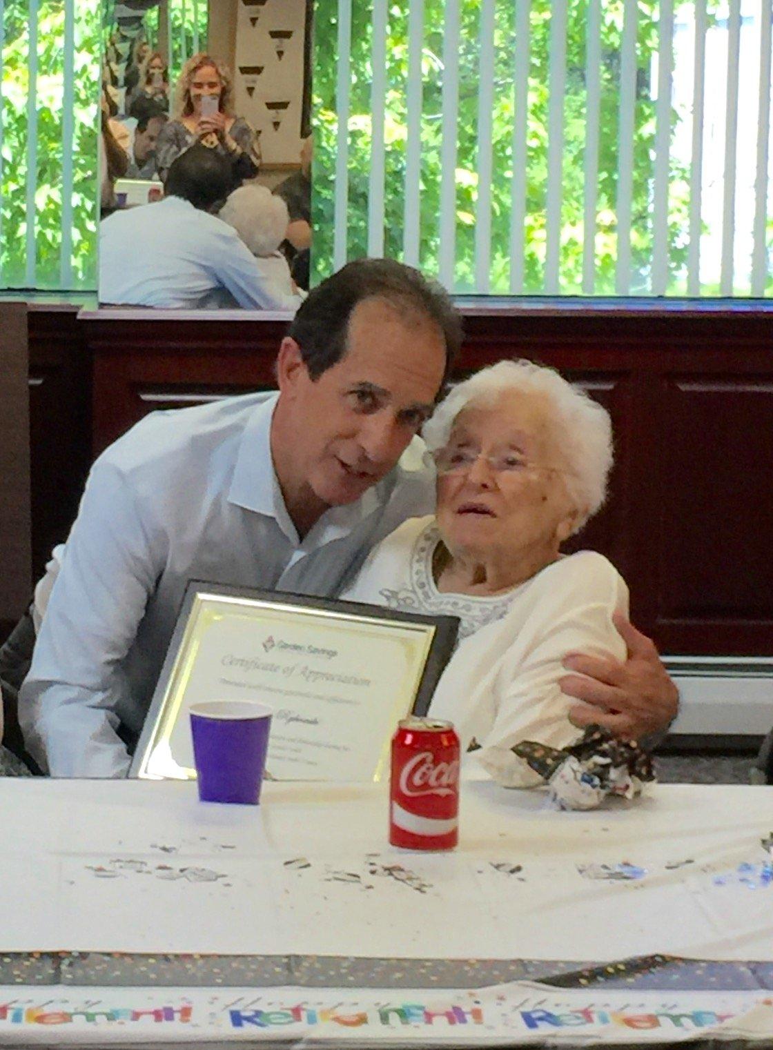 Garden Savings Helen Rykowski Retires At 99 Years Old