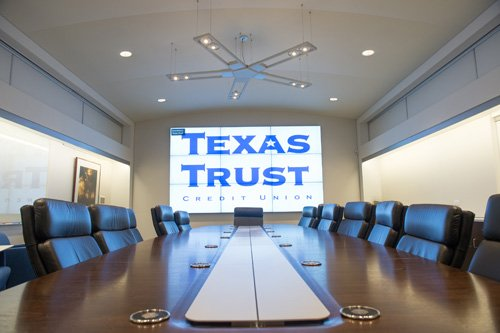 Texas Trust Credit Union Celebrates Opening Of New Headquarters Cuinsight