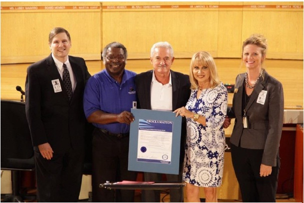 South Florida Educational Federal Credit Union Receives Proclamation