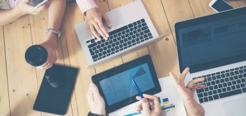 Is mobile-first, desktop-first, or element-first best for credit union web design?