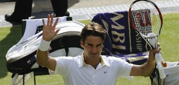 Wimbledon and insights from tennis greats