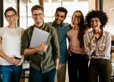 Laughing your way to employee retention