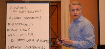 Rendel: Boards should focus on 'central ideas'