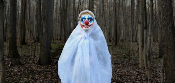 What do #CommunityLIVE, IT and Coulrophobia have in common?