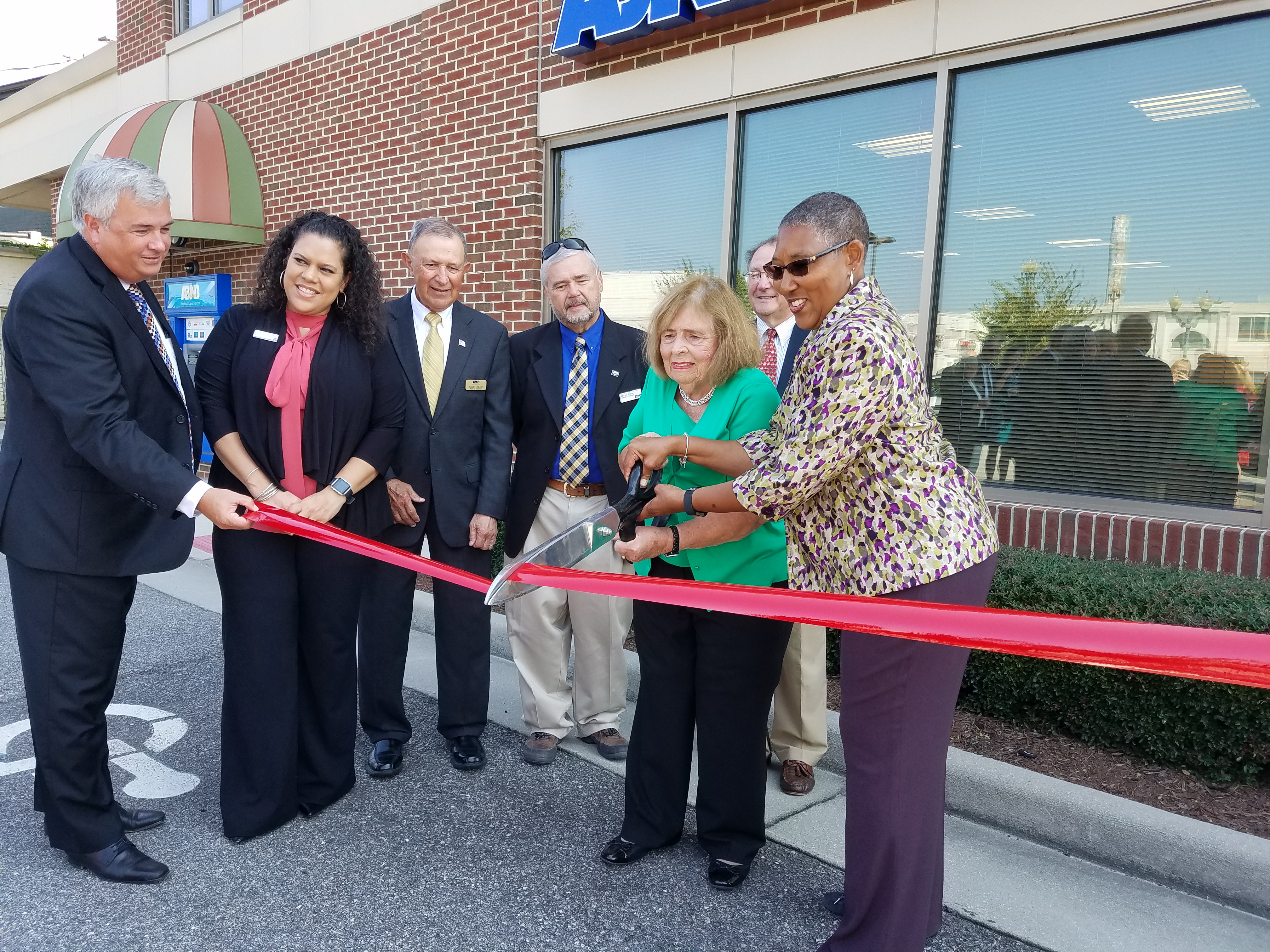 ABNB Federal Credit Union hosts Ghent Branch Grand Opening ...