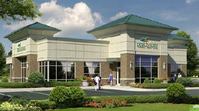 Peach State Federal Credit Union Breaks Ground On New Branch In