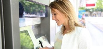 Using the Windows 10 update to enhance the ATM experience