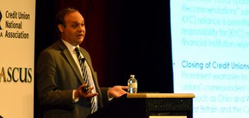 World Council provides international CU update at BSA Conference