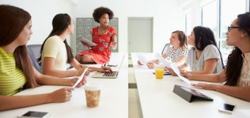 Investing in yourself for the women in leadership positions in credit unions