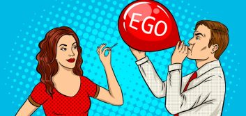 3 ways to get your ego out of the way